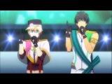 Эндинг аниме Поющий принц реально 2000% любовь